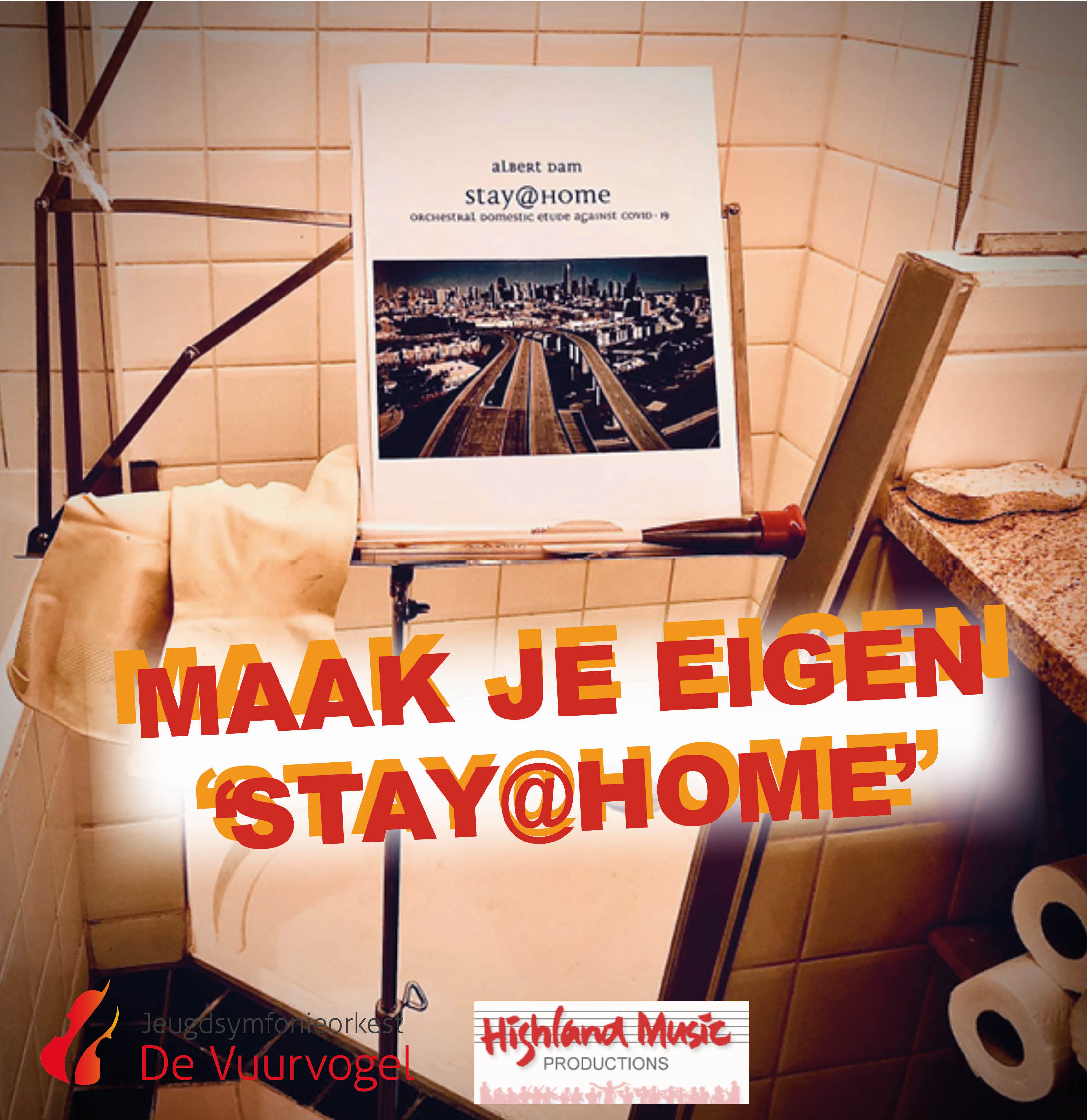 STAY@HOME CHALLENGE